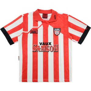 1994-96 Sunderland Home Shirt (Excellent) S