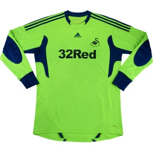 2011-12 Swansea GK Shirt (Good) XL