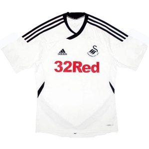 2011-12 Swansea Home Shirt (Good) S