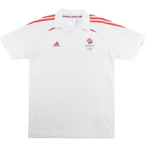 2012 Team GB Olympic Adidas Training Shirt (Very Good) S