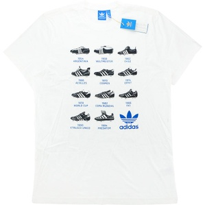 2014 Boot History Adidas Originals Tee *BNIB*