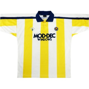 1991-93 Torquay United Home Shirt (Very Good) XL