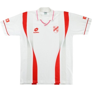 1997-98 Tunisia Home Shirt (Good) L