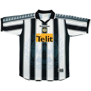 2000-01 Udinese Home Shirt (Excellent) XL