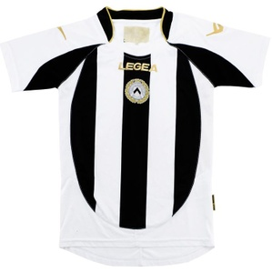 2010-11 Udinese Home Shirt (Very Good) M.Boys