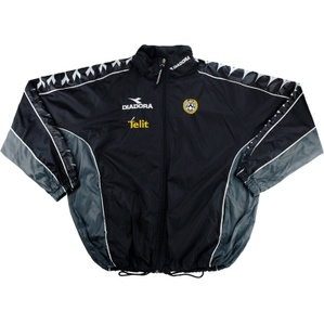 1999-00 Udinese Diadora Jacket (Very Good) XL