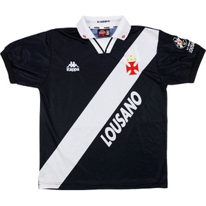 1996 Vasco da Gama Away Shirt *Mint* XL
