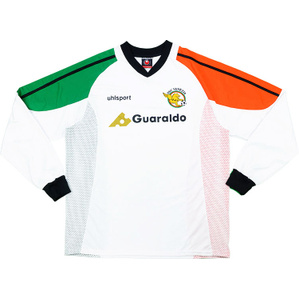 2005-06 Venezia Away L/S Shirt XL