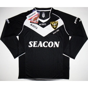 2010-11 VVV Venlo Player Issue L/S Away Shirt *BNIB* M/L