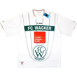 2011-12 Wacker Innsbruck Away Shirt *BNIB* S
