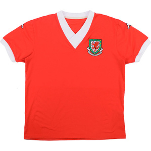 2006-07 Wales Home Shirt (Excellent) XL