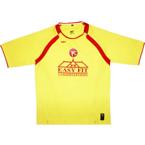 2007-08 Walsall Third Shirt M