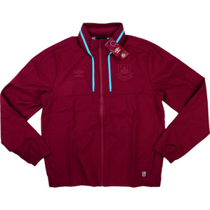 2015-16 West Ham Umbro Walkout Jacket *BNIB*