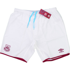 2015-16 West Ham Home Shorts *BNIB*