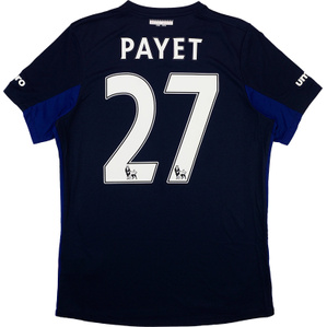 2015-16 West Ham 'Boleyn' Third Shirt Payet #27 *w/Tags*