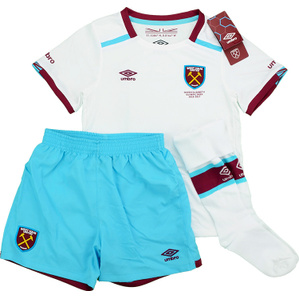 2016-17 West Ham Away Full Kit *BNIB*