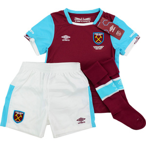 2016-17 West Ham Home Full Kit *BNIB*