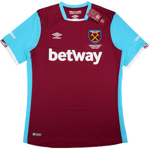 2016-17 West Ham Home Shirt *BNIB* XXL