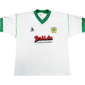 2002-03 Yeovil Away Shirt XL