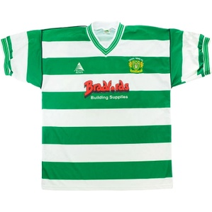 2003-05 Yeovil Home Shirt (Excellent) XL