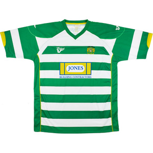 2011-12 Yeovil Home Shirt (Excellent) S