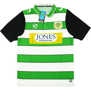 2016-17 Yeovil Home Shirt *BNIB* S