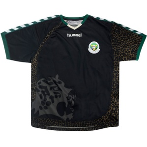 2011-13 Zanzibar Home Shirt (Very Good) XL