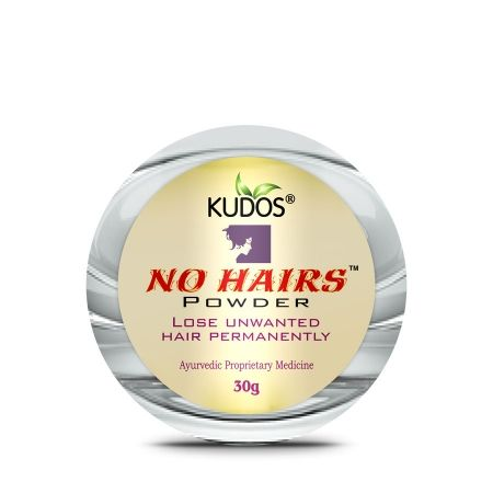 Kudos No Hairs Powder Hair Removal Cream