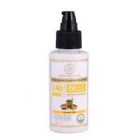 Khadi Natural Ayurvedic Spf 40 -100ml