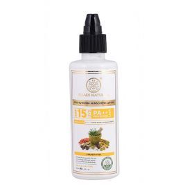 Khadi Natural Ayurvedic Spf 15 -210ml