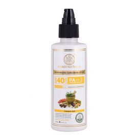 Khadi Natural Ayurvedic Spf 40 -210ml