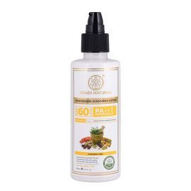 Khadi Natural Ayurvedic Spf 60 -210ml