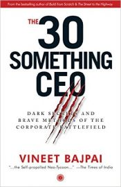 The 30-Something CEO by Vineet Bajpai