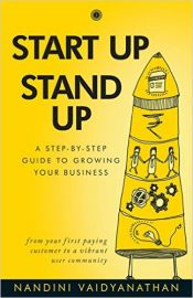 Start Up, Stand Up by Nandini Vaidyanathan