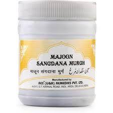 Rex Majoon Sangdana Murgh