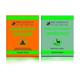 Dr. Vaidya's - Acidity/Hypertension/Anxiety Pack