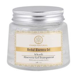 Khadi Natural Ayurvedic Aloevera Gel Transparent