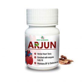 Deep Ayurveda Arjun Heart Supplement