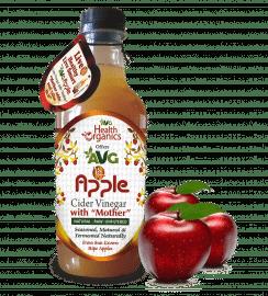 "AVG Apple Cider Vinegar with ""Mother"""