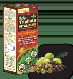 AVG Triphala Vital Plus – Colon Cleanser