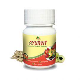 Deep Ayurveda Ayurvit Multivitamin Capsule
