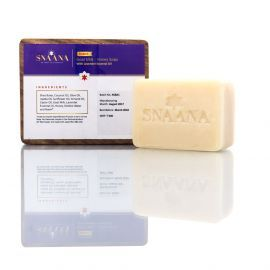 Snaana Baby GOAT MILK – HONEY Soap With LAVENDAR