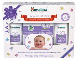 Himalaya Babycare Gift Pack (Oil