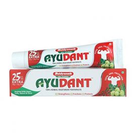 Baidyanath Ayudant Toothpaste