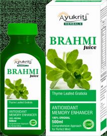 Ayukriti Herbals Brahmi Juice- 500ml