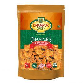 Dhampur Green Jaggery Banana Chips