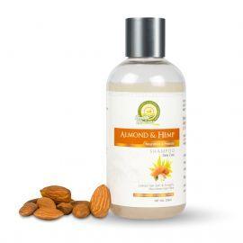 Health Horizons Almond Oil and Hemp Shampoo