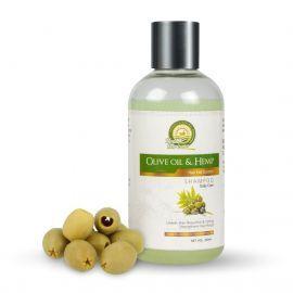 Health Horizons Olive Oil and Hemp Shampoo