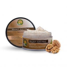 Health Horizons Walnut and Hemp Face Scrub
