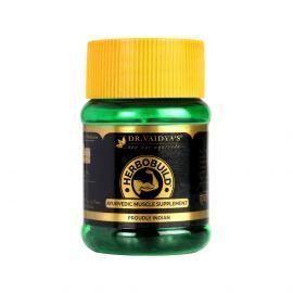 Dr Vaidya's Herbobuild- Muscle Gain